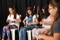 ÇUKURHISAR - Bardak, Damacana, Temizlik Sopası İle Konser Verecekler