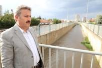 SAĞNAK YAĞMUR - Başkan Palancıoğlu Taşkın Kanallarını İnceledi