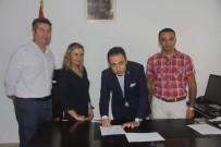ALI ACAR - Datça'da 200 Yıllık Tarihi Yel Değirmeninin Bulunduğu Alan Turizm Öğrencilerinin Hizmetine Sunuldu