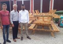 Adana Belediyesinden Boztepe Belediyesine Park Ve Bahçe Malzemeleri Hizmeti
