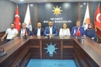 TANJU ÖZCAN - AK Parti Bolu İl Başkanı Nurettin Doğanay Açıklaması