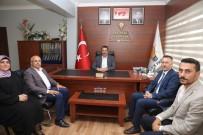 ALİ İHSAN YAVUZ - AK Parti Genel Başkan Yardımcısı Yavuz Açıklaması 'En Önemli Makam AK Parti Neferi Olabilmektir'
