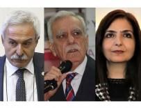 AHMET TÜRK - Görevden uzaklaştırılan başkanların 'terör' dosyası kabarık