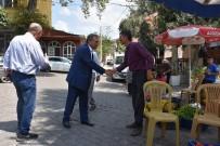 İller Bankası Bölge Müdürü Ayti Bigadiç'i Ziyaret Etti