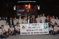 KADİR KARA - Osmaniyeli İzciler Malazgirt'e Uğurlandı