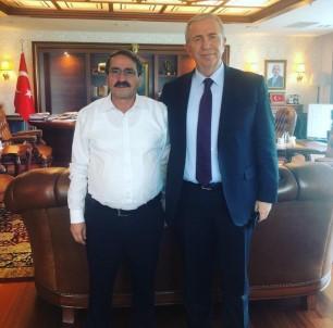 Başkan Kılıç'a Ankara'dan Hizmet Sözü