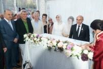 İBRAHIM KARAOSMANOĞLU - Başkan Oral Dünya Evine Girdi