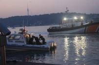 BAYRAM DEMIR - Beşiktaş'ta Denize Girdikten Sonra Boğulan Şahsın Cesedi Çıkarıldı