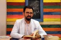 Edebiyatçı-Yazar Tolga Akpınar;