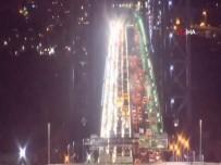 BOMBA İHBARI - George Washington Köprüsü'nde Bomba İhbarı