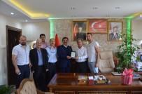 Günyüzülüler Derneği'nden Başkan Durgut'a Ziyaret