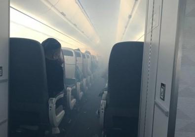 Hawaii Uçağında Korkutan Anlar