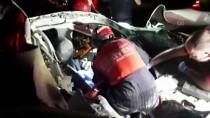 ALI UYSAL - Ehliyetine El Konulan Sürücü Trafik Kazasında Öldü
