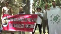 GABAR DAĞI - Gabar Dağı Şelaleleriyle Cezbediyor