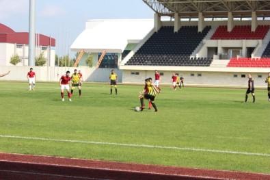 TBB Avukat Spor Oyunları Bafra'da Başladı