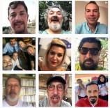MÜFİT CAN SAÇINTI - Türkiye'nin Gururu Milli Atletlere Ünlülerden Destek Yağdı