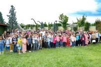 DINOZOR - Meram Yaz Kursu Öğrencileri Bilim Merkezi Ve 80 Binde Devr-İ Alem Parkını Gezdiler