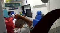 TAHTAKALE - 75 yaşındaki adam transbireyi bıçakladı