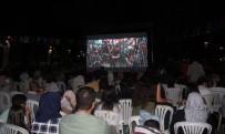 HALİS KARATAŞ - Kurtuluş Parkı'nda Sinema Keyfi