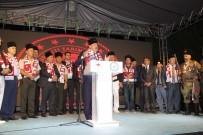 ORMAN VE SU İŞLERİ BAKANI - Şuhut'tan Kocatepe'ye Zafer Yürüyüşü Başladı