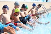 ÇOCUK ŞENLİĞİ - Bilgievleri'nde Çocuklar Bu Yaz Hem Eğlendi Hem De Öğrendi
