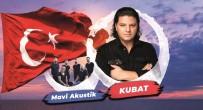 KUBAT - Konyaaltı Belediyesi'nden 'Kubat' Konseri