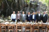 Çukurova Belediyeler Birliği Pozantı'da Toplandı