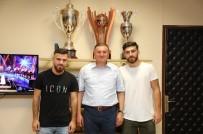 LÜTFÜ SAVAŞ - Fenerbahçeli Samed Karakoç Ve Abdurrahman Canlı Hatayspor'da