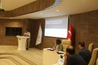 GÜRÜLTÜ HARİTASI - Gaziantep 'Gürültü Eylem Planı Çalıştayı' Yapıldı
