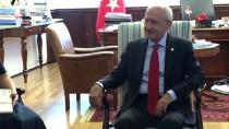 TÜRK TABIPLERI BIRLIĞI - Kılıçdaroğlu'nun Kabulleri