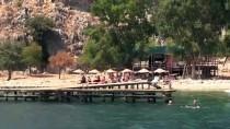 ALI KAHRAMAN - Muğla'da Kıyı Ve Koylar Denizden Denetlendi