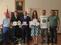 SICILYA - Ödülleri Rektör Yardımcısı Prof. Dr. Ali Arslantaş'a Takdim Ettiler
