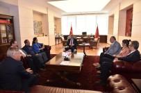 TÜRK TABIPLER BIRLIĞI - Sendika Başkanlarından Kılıçdaroğlu'na Ziyaret