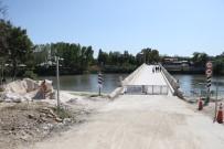 MERİÇ KÖPRÜSÜ - Tarihi Tunca Köprüsü Tamam, Sıra Meriç'te