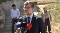 SÜLEYMAN ARSLAN - TİHEK Başkanı Arslan'dan Emine Bulut'un Ailesine Ziyaret