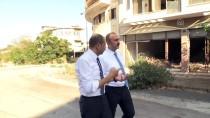 LALA MUSTAFA PAŞA - Adalet Bakanı Gül'den Kapalı Maraş'a Ziyaret