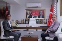 DENİZ YÜCEL - AK Partili Ve CHP'li Başkandan İzmir İçin Ortak Hareket Etme Vurgusu