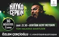 HAYKO CEPKİN - Aydın Büyükşehir Belediyesi 30 Ağustos'u Coşkuyla Kutluyor