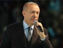 GEZİ OLAYLARI - Cumhurbaşkanı Erdoğan'dan önemli açıklamalar