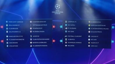 İşte Şampiyonlar Ligi'ndeki Galatasaray'ın Rakipleri