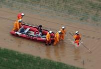 SEL BASKINLARI - Japonya'da Sel Felaketinde Ölü Sayısı 3'E Yükseldi