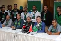 HÜSEYİN ÜZÜLMEZ - Kocaelispor'un Transfer Yasağı 10 Yıl Sonra Borçlarının Ödenmesi İle Kalktı