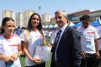 MEZUNİYET TÖRENİ - Şahinbey Belediyesi Yaz Spor Okulu Mezuniyeti