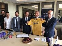 BONUS - Yeni Malatyaspor'da Sponsorluk Anlaşması