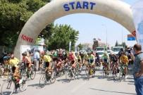 ÇATALHÖYÜK - Beyşehir'de Bisiklet Yarışı