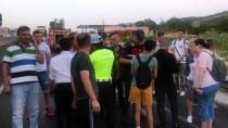 GÜNCELLEME - Seyir Halindeki Yolcu Otobüsü Yandı