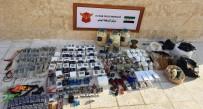 CANLI BOMBA - Jandarma Ve MİT'ten DEAŞ'a Sınır Ötesi Operasyon