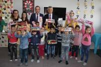 FAIK ARıCAN - Kaykamak Arıcan'dan Cizre Çocuk Gelişim Merkezindeki Çocuklara Yüzme Kursu Müjdesi