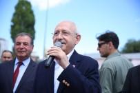 BÜLENT KERIMOĞLU - Kılıçdaroğlu Açıklaması 'Türkiye'nin Gücü Üretmekten Geçiyor'