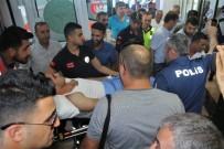 HANKENDI - Mardin'de Yaralanan Teğmen Elazığ'a Sevk Edildi